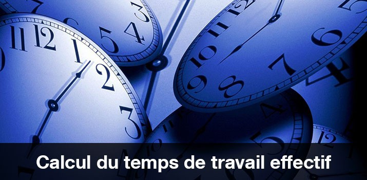 Calcul temps